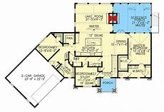 plan 25642ge country craftsman house plan with angled