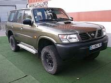 4x4 Nissan Patrol Gr Y61 2 8 Td6 Nissan Vo665