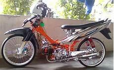 Motor Jupiter Z Modif by Koleksi Gambar Modifikasi Motor Yamaha Crypton Terbaru Dan