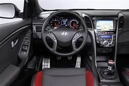 New Hyundai I30 Turbo Interior