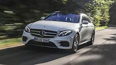 The Mercedes E Class Now Comes As A Diesel Hybrid Top Gear