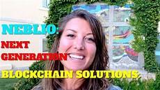 neblio next generation blockchain solutions youtube