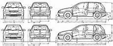 dimensions golf 5 blueprints gt cars gt volkswagen gt volkswagen golf mk 4 3 5 door