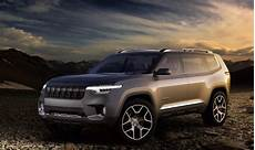 2020 jeep grand srt8 redesign release date