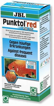 produit pour vers blanc jbl punktol plus 125 contre la maladie des points