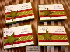 infopost kreativ mit stempel kleine weihnachtsk 228 rtchen