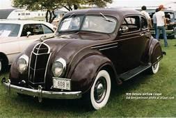Six Figure Potential 1935 DeSoto Airflow