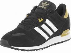adidas zx 700 w shoes black white gold