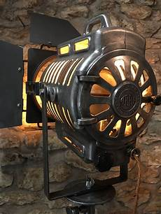 Ancien Projecteur De Cin 233 Ma Arri Arnold Richter