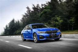 The 2020 BMW 3 Series LWB Came To Shanghai With Its Sights