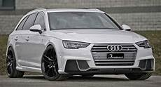 2016 Audi A4 Avant Gets Punchier With B B S Upgrades