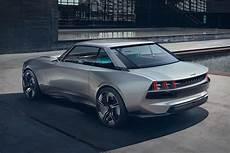 Peugeot E Legend Concept La Version Moderne De L