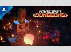 is minecraft dungeons out yet