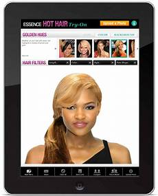 Essence Hair App Coming To An Iphone Ipod