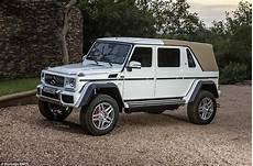 limited mercedes maybach g class sells for a record 163 1 1m