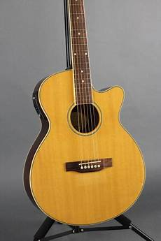 epiphone pr 4e acoustic electric guitar used epiphone pr 4e electric acoustic guitar 10351 reverb