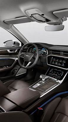Wallpaper Audi A6 2018 Cars Interior 4k Cars Bikes