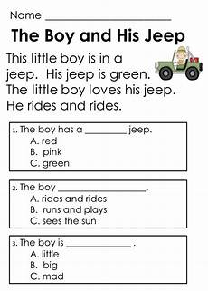 image result for simple reading text for grade 1 language kindergarten reading reading