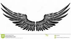 eagle bird o wings illustrazione vettoriale