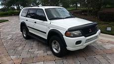 automotive air conditioning repair 2001 mitsubishi montero sport auto manual purchase used 2001 mitsubishi montero sport ls sport utility 4 door 3 0l in lutz florida