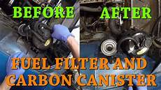 280z fuel filter datsun 280z ep 19 replacing the fuel filter and carbon canister filter