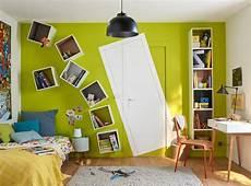 couleur pour chambre ado une chambre d ado avec la porte peinte en trompe l oeil
