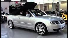 Audi A4 B6 Cabriolet Silver 2005 Sn1009482