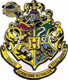 Harry Potter Wappen Malvorlagen Harry Potter Hogwarts Wappen Exklusive Sammler