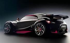 Wallpapers Citroen Survolt Concept Car