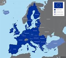 Eu Staaten 2017 - european union 2018 but with a united yugoslavia as a