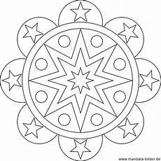 Malvorlagen Mandala Gratis Gratis Ausmalbild Mit Sternen Als Mandala Ausmalbilder