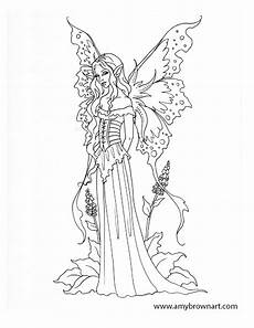 dragons and fairies coloring pages 16591 artist brown myth mythical mystical legend elves dragons fae wings