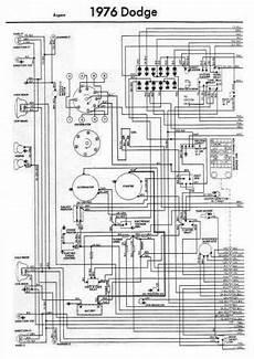 Wiring Diagram Of 1976 Dodge Aspen Circuit Wiring Diagrams