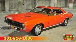 1970 Plymouth Barracuda  Cuda 440 6 Pack