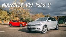 nouvelle volkswagen polo essai de la nouvelle volkswagen polo