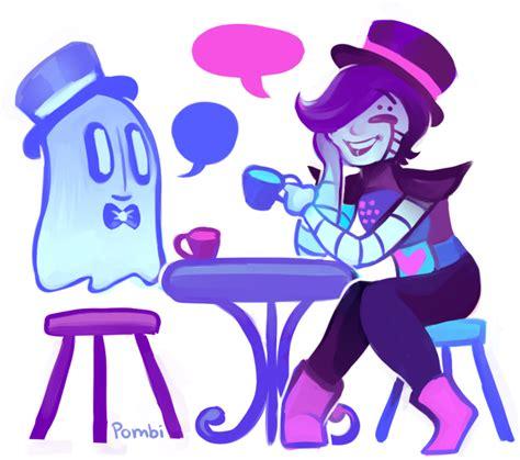 Mettaton Ghost