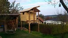 spielturm kinderhaus selber bauen