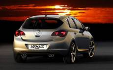 Astra Heck Astra J Tuning Opel Astra J Cascada