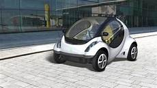 car to go the hiriko a tiny electric car that can fold itself into