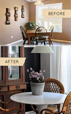 Kitchen Nook Craigslist by Before After A Kitchen Nook Gets Some Character