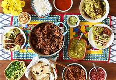 mexican dishes food names list it s the tip of your