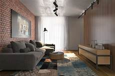 brick wall studio apartment 5 small studio apartments with beautiful design