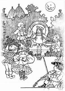 Malvorlagen Zauberer Oz Der Zauberer Oz 4 Zauberer Oz Bunte Bilder
