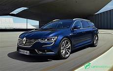 2016 Renault Talisman Estate Hd Pictures Carsinvasion