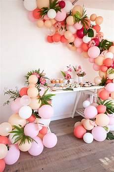 Decoration Anniversaire Fille D 233 Coration Ballon Anniversaire Fille Pour Organiser Une