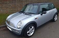 silver mini cooper 1 6 2003 auto in purley gumtree
