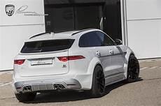 Lumma News New Jaguar F Pace Clr F