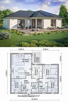 grundriss bungalow modern bungalow haus modern grundriss mit walmdach architektur