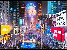 New Year S 2018 Live Ultra 4k Hd Times Square