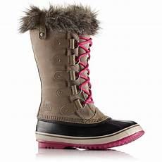 sorel s joan of arctic boots pebble blush